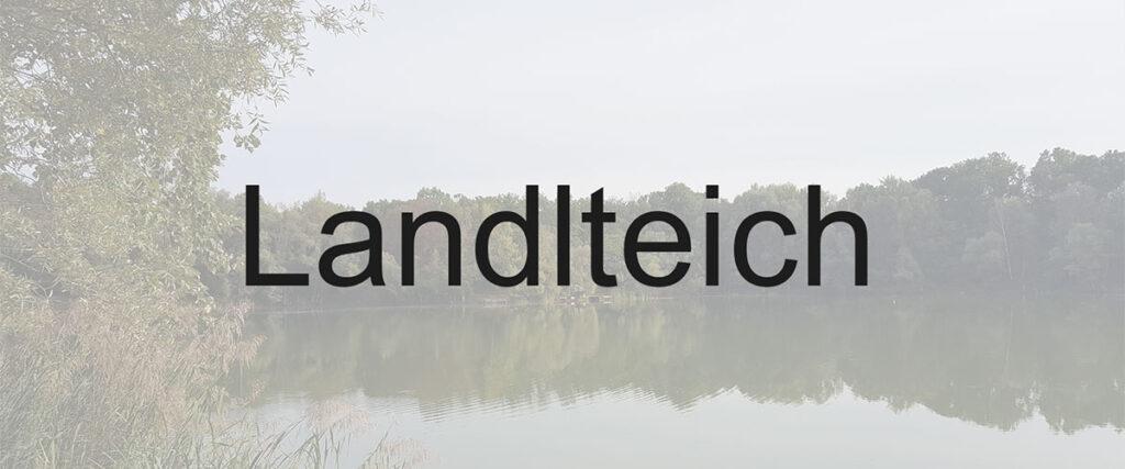 Landlteich